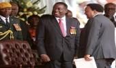 رسميا.. ايمرسون منانجاجوا رئيسا لزيمبابوي