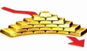 تراجع الطلب العالمي على الذهب مع ضعف التدفقات للبورصة