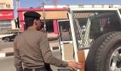الشرطة تضبط 4 مواطنين متهمين بالسرقة في حفر الباطن