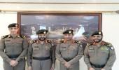 ترقية عدد من ضباط منسوبي المديرية العامة للسجون