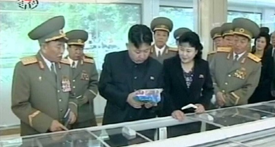 زعيم كوريا الشمالية يأكد البلاد لديها ما يكفي من الطعام