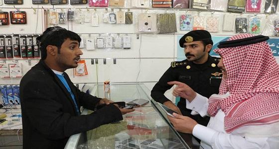 بالصور.. عمل الرياض تضبط 148 مخالفة.. و13 مخالفًا لنظام الإقامة