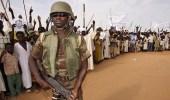 """"""" الدعم السوداني """" تعتقل زعيم فصيل مسلح في دارفور"""