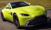 بالصور.. أستون مارتن فانتاج الجديدة تجمع بين شكل السيارات الفائقة وقوة AMG
