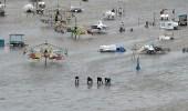 مصرع 12 شخصاً ونزوح الآلاف جرّاء الأمطار الموسمية جنوبي الهند