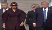 بالفيديو.. جولة ترامب وزوجته في كوريا الجنوبية