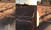 بالفيديو.. تجاور قبور ملوك وأمراء ومواطنين في مقبرة العود بالرياض