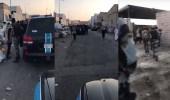 شاهد.. لحظة ضبط أكبر مروج خمور في الرياض
