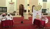 بالصور.. تكريم الفائزين في مسابقة قارئ زمر الهدى