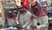 بالصور.. ضبط 296 مخالفة لقرار التأنيث والتوطين ونظام العمل في مكة