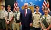 اتهام وزير الخارجية الأمريكي بانتهاك قانون حظر تجنيد الأطفال