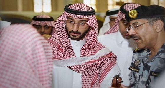 بالصور.. نائب أمير مكة يوجه بتسهيل حركة الحشود في الحرم