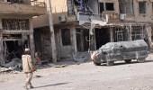 """"""" سوريا الديمقراطية """" تتهم نظام الأسد بعقد صفقة مع داعش في البوكمال"""