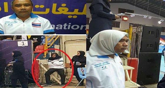 إيران تجبر مدرب المنتخب التايلندي للنساء بارتداء الحجاب