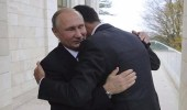 صورة بوتين وبشار تشعل مواقع التواصل الاجتماعي
