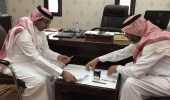 بالصور.. الإدارة العامة للمجاهدين توقع عقد شراكة مع بطاقة الرعاية الصحية