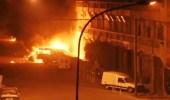 قبل وصول ماكرون بساعات.. إلقاء قنبلة على جنود فرنسيين في بوركينا فاسو