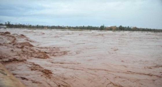 الرئيس التونسي يبحث أوضاع ولايات الفيضانات