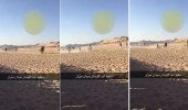 بالفيديو.. لحظة سقوط فارس وحصانه بسباق في نجران