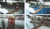 بالصور.. جمرك البطحاء يُحبط محاولتين لتهريب أكثر من 22 ألف زجاجة خمر