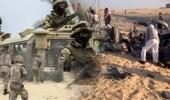 الجيش المصري يعلن مقتل 5 إرهابيين وإحباط هجوم على كمين بسيناء