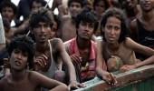 منازل مؤقتة للروهينجا العائدين في ميانمار