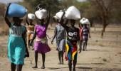 1.25 مليون إنسان يواجهون خطر المجاعة في جنوب السودان