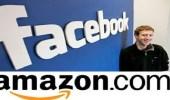 """"""" فيسبوك وأمازون """" يخططان للاستثمار بالسوق السعودي"""