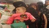 مركز الملك سلمان: توزيع مستلزمات الشتاء على 14422 طفلاً سوريًا بالأردن