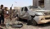 """استهداف وزارة المالية اليمنية بسيارة """" مفخخة """" .. وداعش يتبنى العملية"""