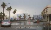 """"""" الانذار المبكر """" يحذر من أمطار رعدية غزيرة على المنطقة الشرقية"""