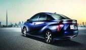 السيارات الكهربائية والهجينة تسيطر علي معرض دبي للسيارات