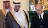 """أهمها """" إس 400 """".. 7 ثمار  نتيجة زيارة الملك سلمان لروسيا"""