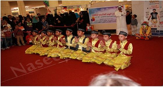 مهرجان اليوم العالمي للطفل العاشر يوجه الدعوة للمشاركة والحضور