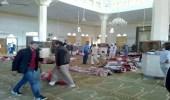 بالفيديو.. لقطات من مجزرة مسجد العريش