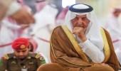 أمير مكة يعزي أسر مرافقي الأمير منصور بن مقرن