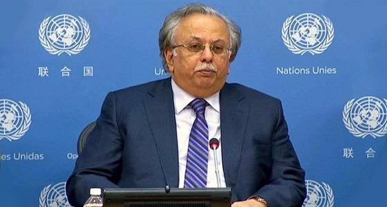 سفير السعودية بالأمم المتحدة: فتح الموانئ بمناطق الشرعية اليمنية
