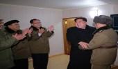 شاهد.. أول صور من كوريا الشمالية عن أكبر صاروخ لديها.. وهكذا رد زعيمها