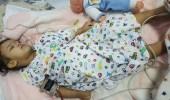 والدة طفلة مصابة بسرطان الدم تناشد ولاة الأمر لإنقاذ حياتها