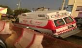 مصرع شخص في حادث دهس على طريق مكة – جدة السريع