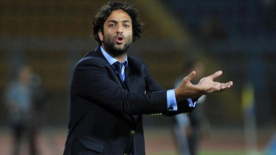 """"""" ميدو """" يعتذر لـ """" آل الشيخ """" بسبب احتفال التأهل للمونديال"""