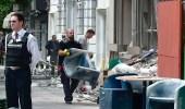 انفجار قنبلة بجوار محكمة في أثينا