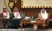 الأمير خالد الفيصل يستهل مجلسه الأسبوعي بلقاء أصحاب الفضيلة والأئمة والخطباء