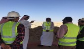وزارة النقل: فتح طريق الخرمة - رنية جزئياً خلال أسبوعين