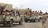 الجيش اليمني يسيطر على جبل الأجاشر