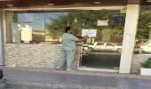 """إغلاق 24 محلا تجاريا مخالفا بـ """" العريجاء """""""