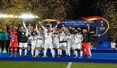 """"""" الريال """" أول فريق يتوج بكأس العالم للأندية في 3 دول"""
