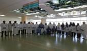 نجاح أول زراعة نخاع ذاتي بمدينة الملك عبدالله الطبية