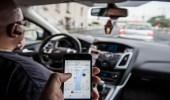 """"""" النقل """" تشن حملات تفتيشية على سائقي """" تطبيقات الأجرة """" بالرياض"""