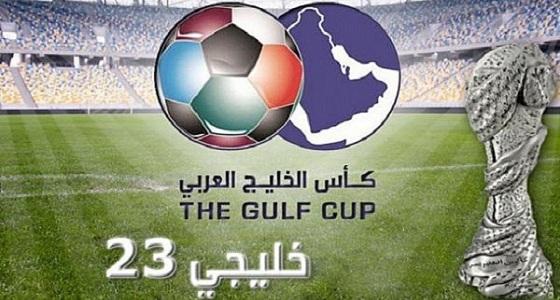 """بث مباراة الأخضر في """" خليجي 23 """" على شاشة ملعب الأمير محمد بن فهد"""